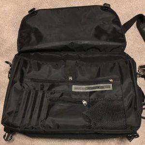 OGIO Bags - OGIO Corporate City Corp Messenger Bag - Black f4e452be0f